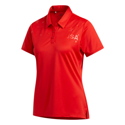 Adidas Golf- Ladies Star Polo