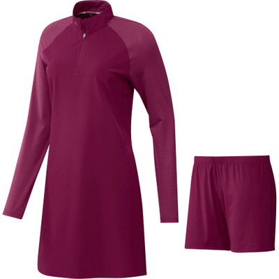 Adidas Golf- Ladies UPF50 Long Sleeve Dress