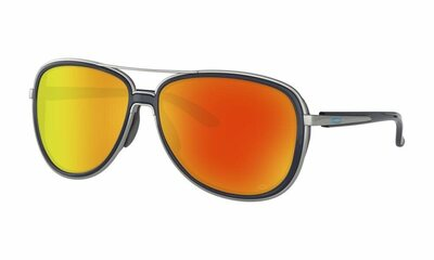 Oakley Golf- Ladies Split Time Sapphire Polarized Sunglasses