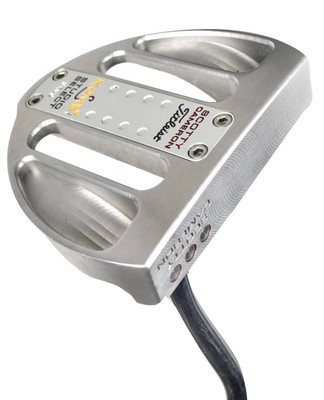 Pre-Owned Titleist Golf Scotty Cameron 2009 Studio Select Kombi-S Putter