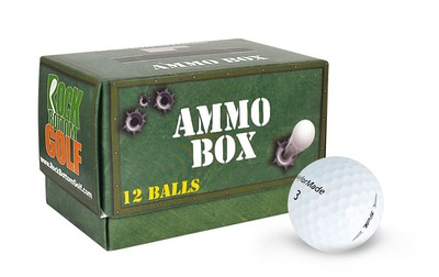 TaylorMade TP5 Practice Golf Balls [Ammo Box]