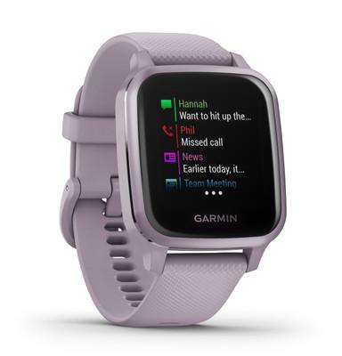 Garmin Golf- Venu SQ GPS Smartwatch