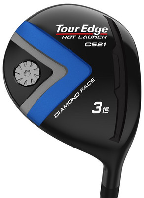 Tour Edge Golf- Hot Launch C521 Fairway Wood