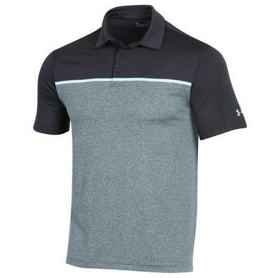 Under Armour Golf- Playoff 2.0 Edge Lit Polo