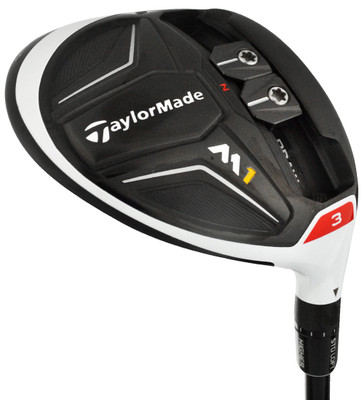 Pre-Owned TaylorMade Golf LH 2016 M1 Fairway Wood (Left Handed)