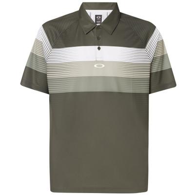 Oakley Golf- Colorblock Graphic Polo