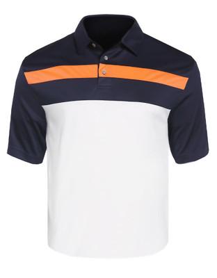 PGA Tour Golf- Color Block Polo