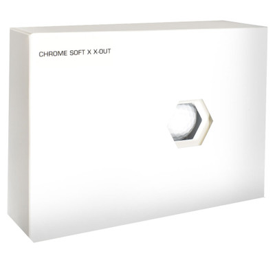 Callaway Chrome Soft X Golf Balls [X-Out]