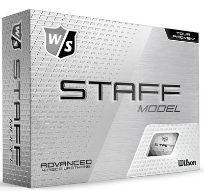 Wilson Staff Model Golf Balls