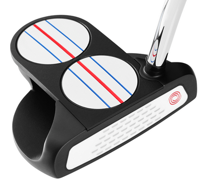 Pre-Owned Odyssey Golf Triple Track 2-Ball Putter