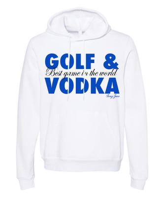 SwingJuice Golf & Vodka Long Sleeve Sweatshirt