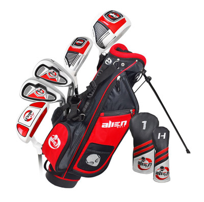Alien Golf LH Junior 8 Piece Set Ages 9-12 (Left Handed)