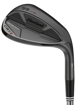 Cleveland Golf- CBX 2 Cavity Back Black Satin Wedge Graphite