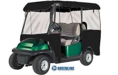 Greenline Golf- 4 Passenger Drivable Golf Cart Enclosure