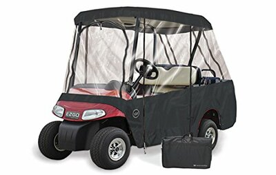 Greenline Golf- 2/4 Passenger Universal Cart Enclosure