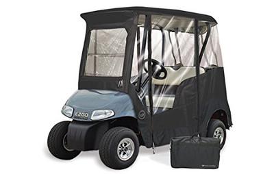 Greenline Golf- 2 Passenger Drivable Cart Enclosure