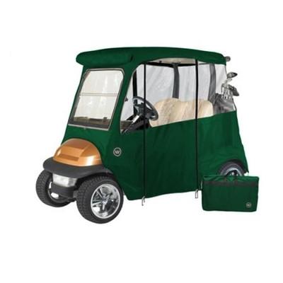 Greenline Golf- 2 Passenger Club Car Precedent Drivable Cart Enclosure