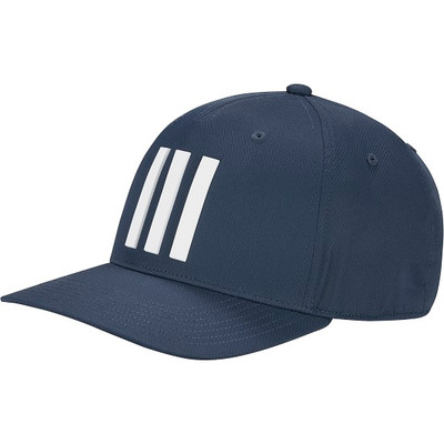 Adidas Golf- Tour Hat 3 Stripe