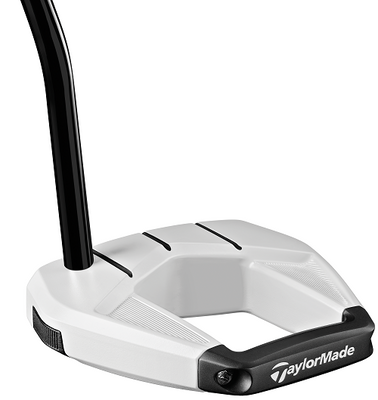 Pre-Owned TaylorMade Golf LH Spider S Chalk Single Bend Putter (Left Handed)