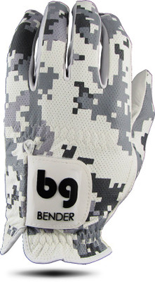 Bender Gloves- MLH Colored Golf Glove Mesh Digital Camo