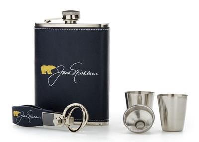 Jack Nicklaus Golf- 19th Hole Gift Set