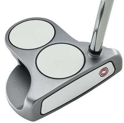Odyssey Golf LH White Hot OG Putter 2-Ball (Left Handed)