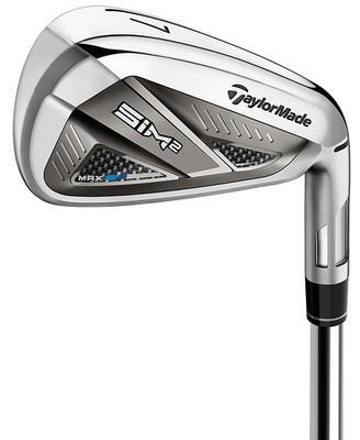 TaylorMade Golf- SIM2 Max Irons (8 Iron Set)