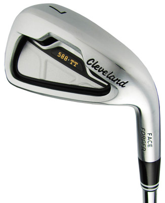 Pre-Owned Cleveland Golf 588 TT Wedge