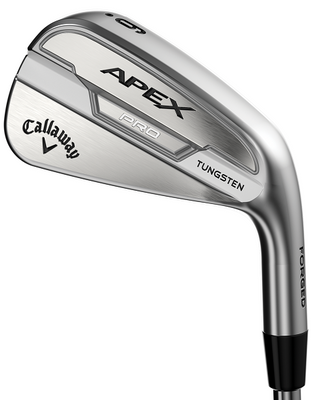 Callaway Golf- LH Apex Pro 21 Irons (7 Iron Set) Left Handed