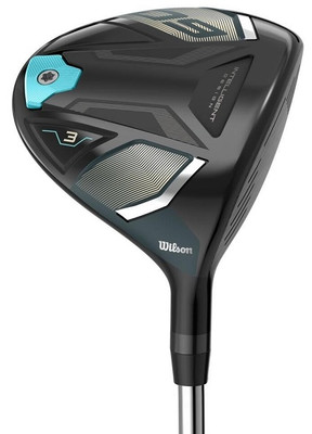 Wilson Golf- Ladies Staff D9 Fairway Wood