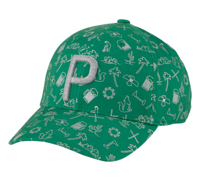 Puma Golf- Ladies Desert P Adjustable Cap