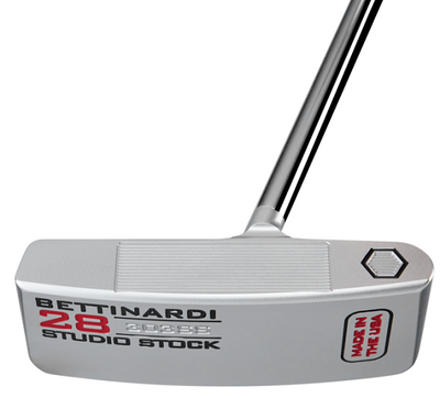 Bettinardi Golf- Studio Stock 28 Center Shaft Putter