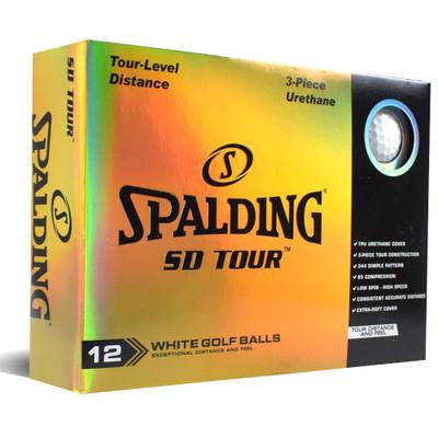 Spalding SD Tour Golf Balls LOGO ONLY
