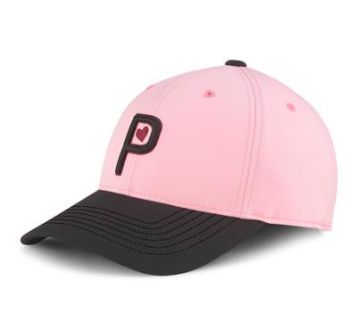 Puma Golf- Ladies Valentine's Day P Adjustable Cap