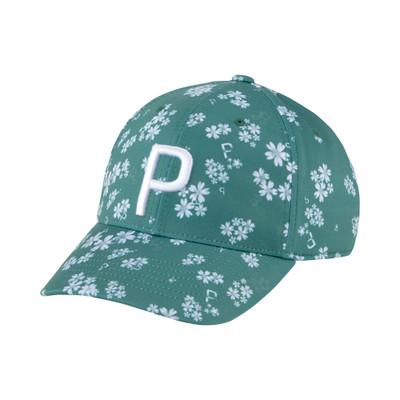 Puma Golf- Ladies Floral Adjustable Cap