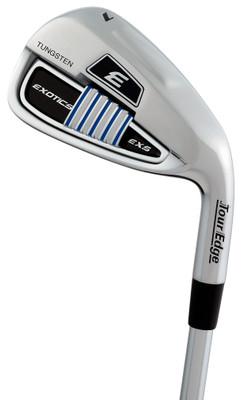 Pre-Owned Tour Edge Golf Exotics EXS Irons (10 Iron Set)