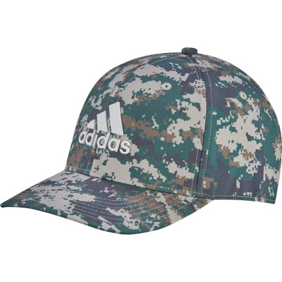 Adidas Golf- Tour Camo Print Hat