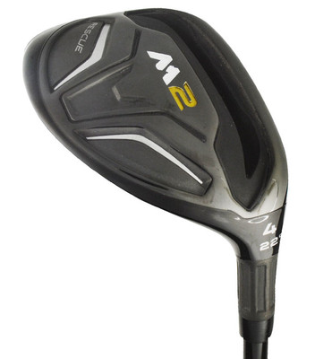 Pre-Owned TaylorMade Golf LH 2016 M2 Hybrid (Left Handed)