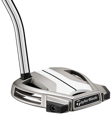TaylorMade Golf- LH Spider X Hydro Blast Single Bend Putter (Left Handed)