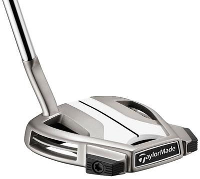TaylorMade Golf- LH Spider X Hydro Blast Flow Neck Putter (Left Handed)