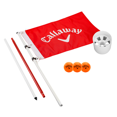 Callaway Golf- Closest To The Pin Flag/Cup Set
