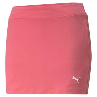 Puma Golf- Junior Girls Solid Knit Skirt
