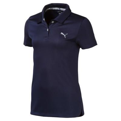 Puma Golf- Junior Girls Essential Polo