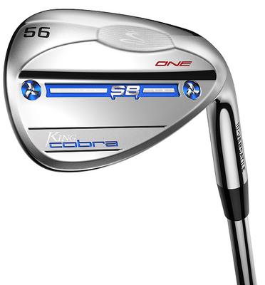 Cobra Golf- KING Cobra One Length SB Chrome Wedge