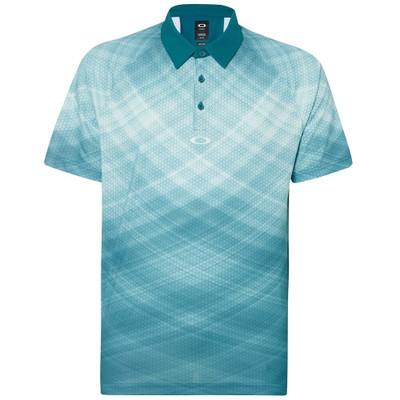 Oakley Golf- Barkie Gradient Polo