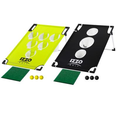 Izzo Golf- Pong-Hole Game Set
