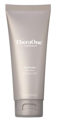 TheraOne- Activate CBD Lotion