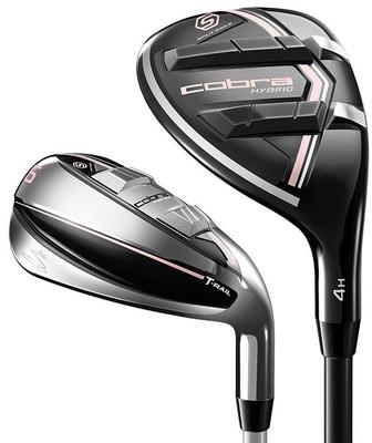 Cobra Golf LH Ladies T-Rail 2 Combo Irons (7 Club Set) Left Handed