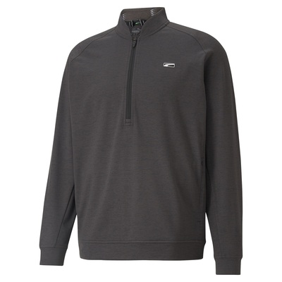 Puma Golf- Moving Day Cloudspun 1/4 Zip Pullover