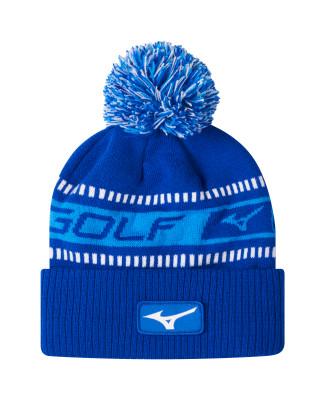Mizuno Golf- Tour Knit Pom Winter Hat